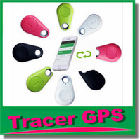 Mini telefono wireless Bluetooth GPS Tracker Alarm ITAG Key Finder Voice Recording Anti-Lost Selfie Shutter per smartphone