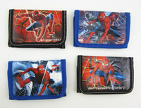 new 12 pieces mixed styles kids spiderman super hero pvc coi...