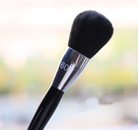 Pro Round Powder Brush #60 - High Quality Goat Hair Large Po...