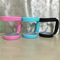 New Arrival Colorful Handle Tumbler Holder drinkware handle ...