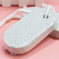 Çift Taraflı Temizleme Fırçaları Ayakları Taşlama Taş Ayak Cilt Bakımı Temiz Aracı Doğal Ponza Taşları Pedikür Pullu Araçlar 0 33CH C R
