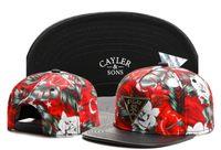 Donne da uomo Summer Beach Sun Hat WL Rendilo a pioggia Snappiabacks Fashion Classic New Cayler Sons Snapback Cool Party Cap Sport Cappelli Hip-Hop Caps