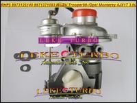 RHF5 8973125140 8971371093 Turbo Turbolader Für ISUZU Pickup Trooper 98-05 Für Holden Für Opel Monterey 95-99 4JX1T 3.0L 157HP