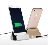 Tipo C Dock Charger USB3.1 Desktop Charging Cradle Station Docking Stand Charger para teléfonos inteligentes Tipo C Devices Oneplus 2 Xiaomi Mi4c Mi5