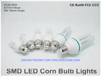 SMD2835 LED Corn Light Bulb 30W 24W 20W 16W 12W 9W 7W 5W 3W alto lumen Corn luci E27 lampada LED Corn