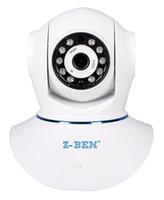 Telecamera IP di sicurezza domestica Mini telecamera IP wireless Telecamera di sorveglianza Wifi 720P HD Night Vision Telecamera CCTV Baby Monitor