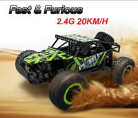 RC Car 2. 4G 20KM H High Speed Racing Car Climbing Remote Con...