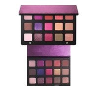 2018 Hot Sell Brand Newest Denona makeup palettes! NEW 15 color eyeshadow palette makeup palettes DHL shipping