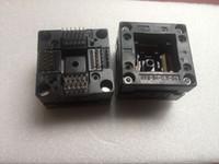 Enplas IC Test Gniazdo OTQ-64-0.5-04 QFP64PIN 0.5mm Pitch Burn In Gniazdo