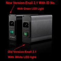 100% Origianl G9 Greenlight Enail Kit di lumache Kavlar Bobina PID TC DNail Dab rig Titanium Nail Kit di chiodi senza Domestiche D-Nail E-Nail WAX Vaporizzatore