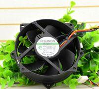 Original Sunon 9225 90 / 80mm x 25mm KDE1209PTVX Maglev Cooler Cooling Fan 12V 4.4W