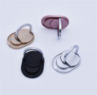 Soporte magnético del teléfono del metal del soporte con el soporte Forma única única del soporte del teléfono celular para el teléfono celular universal