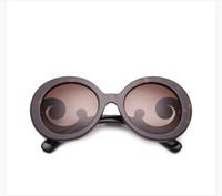 Yeni güneş gözlüğü spr27n gafas de sol sunglass yolları elips kutusu güneş gözlüğü erkekler ve kadınlar güneş gözlükleri renkli film óculos marka