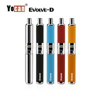 Authentic 650mAh Yocan Evolve D Kit Dry Herb Vaporizer Start...