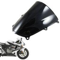 Escudo del parabrisas doble burbuja parabrisas para Honda CBR 600RR 2005-2006 F5