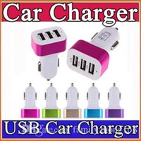 200X For iPhone 6s 7 Plus Samsung Galaxy car charger traver ...