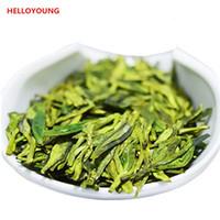 Tè verde cinese 250g organico West Lake Longjing del pozzo del drago tè grezzo Health Care nuova primavera del tè verde Food Vendite dirette della fabbrica