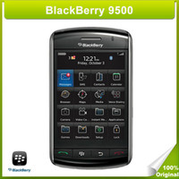 Originele BlackBerry 9500 Refurbished Unlocked 3.2MP Camera WCDMA GSM Network Refurbished Cellphone