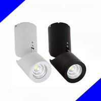 تصميم جديد للبيع بالتجزئة 10W15W / 20W AC110V / AC220V-240V COB LED ضوء المسار، بقعة مصباح الجدار، وأضواء جودة عالية أفضل الأسعار