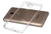 Per iPhone 7 iphone 6 0.8mm Trasparente Custodia in TPU trasparente per Huawei P9 PLUS P9 P9 LITE MATE 8 Goditi 5s Goditi 5 P8 P8 Lite