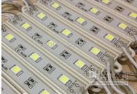 Modules RGB LED 12V 5050 SMD Super Bright 3Leds Lampe étanche à l'eau