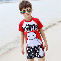 Cartoon Rash Guard Shirts Popular Boy Clothing Best Price Su...