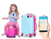 Vendita calda Mini Smart Finder Bluetooth Tracer Pet bambino GPS Locator Tag allarme Portafoglio chiave Tracker