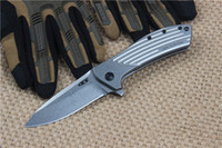 Newer recommended Zero tolerance ZT0801 steel plate D2 (G10 ...