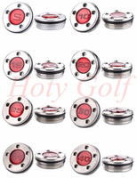 Scotty 2012 Style Newport Red Golf putter pesos tornillos un par de 5g-40g