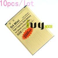 10 pz / lotto BL-49SF BL49SF BL 49SF 3500mAh batteria di ricambio per LG G4 Mini G4C G4S H735T H525N G4Mini G4beat G4 Batterie Beat