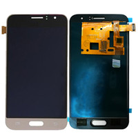 Test Funktioniert Gut LCD Display Für Samsung Galaxy J1 2016 J120 J120A J120M J120 LCD Display Digitizer Assembly Tools 4,5 zoll