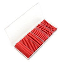 100 mm 3: 1-Polyolefin-Wärmeschrumpfschlauch-Schlauch-Sleeving-Wire-Wrap Dual-Wandkleber-Kleber-Doppelwand-Kit Ø 3 mm 4,8 6,4 9,5 12,7 19,1