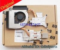 برودة ل HP DV7 DV7-3000 DV7-3001TX DV7-3080CA Laptop تبريد التبريد مع مروحة 587244-001 582322-001 KSB0505HA-9B32