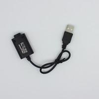 EGO Cable de carga USB Ecig Charger para eGo eGo-T eGo-C eGO-Q EGO C Twist EVOD Vision spinner X6 Batería ECigarette