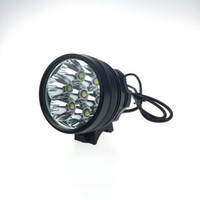 7T6 BIke Light   7*Cree XM- L T6 3 Modes 9800LM Front Bicycle...