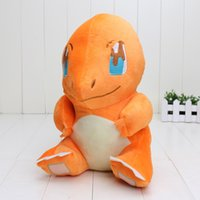 28cm Pikachu Plush Toys Doll Charmander Plush Stuffed toy Pi...