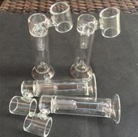 E cigs cam bongs cam boru cam su borusu wax kuru ot buharlaştırıcı tırnak kitleri için elektronik sigara ücretsiz gemi
