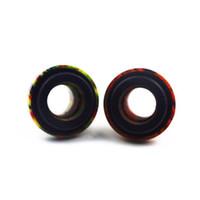 Cleito 120 Drip Tips Epoxidharz Breites Drip Tip Mundstück für Aspire Cleito 120 Atomizer Tank Coil 8 Farben E-Zigarette Zubehör