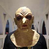 Fast ship New Halloween Mask Haunted House Bar Scary Vampire...