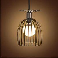 8 Photos Wholesale Birdcage Light Fixtures   Vintage Iron LED Pendant Light  E27 Birdcage Industrial Pendant Lights Hanging