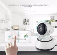2019 Главная Безопасность IP Камера Wi-Fi Камера Видеонаблюдение 720P Ночное видение Обнаружение движения P2P Камера Детский монитор Увеличить