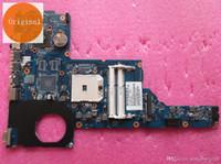لوحة 649288-001 لأجهزة الكمبيوتر المحمول HP pavilion G6-1000 G6-1B G6-1C G6-1D مع مجموعة شرائح AMD DDR3 A60M
