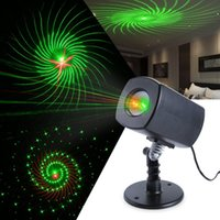 Christmas decoration Red & Green Galaxy Dynamic Lighting Pro...