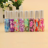 Hot Sales pump 10ml Clay Glass Perfume Bottle Travel Polymer...