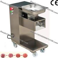 Machine de traitement de machine de coupe de coupeurs à viande électrique à viande électrique à viande électrique de 500kg / h de 500 kg / H