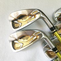 New Golf clubs HONMA IS- 05 3 star clubs Iron 5- 11. Aw, Sw Golf...