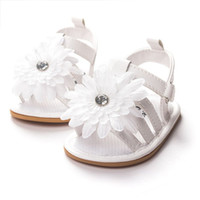 Wholesale- New Summer PU Leather Baby Girls Shoes Infant Pri...
