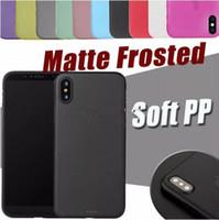 0.3 мм Ультратонкий тонкий матовый матовый чехол для телефона с полным покрытием Прозрачный гибкий чехол для iPhone 11 Pro MAX X XS XR 8 7 6 6 s Plus