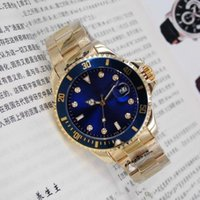 relogio masculino mens watches Luxury wist fashion Black Dia...