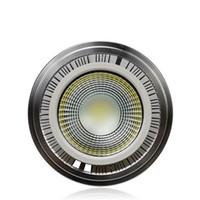 Faretto LED COB AR111 15W Dimmerabile COB ES111 QR111 GU10 G53 110V 120V 220V 230V 240V Equal 120W Lampada alogena 2800-7000K